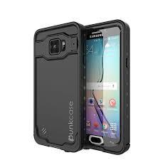 Amazon.com: Punkcase StudStar - Samsung Galaxy Note 5 Case Water Shock Dirt Proof Rugged Phone [Black]: Cell Phones \u0026 Accessories