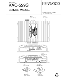 kenwood kac 529s service manual schematics eeprom kenwood kac 529s service manual 1st page