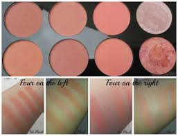 photo to enlarge makeup revolution all about bronze palette makeup revolution ultra blush and contour palette sugar e swatches