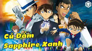 Conan Movie 23: Cú Đấm Sapphire Xanh| Thám Tử Lừng Danh Conan