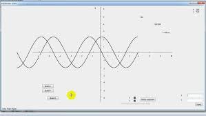 visual basic sine graph