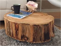 tree stump furniture. Superb Coffee Table Diy Tree Stump Furniture Rustic Pict Style Withroots