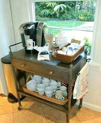 Office coffee cart Diy Coffee Office Coffee Cart Cosy Office Coffee Station Coffee Cart At Home Beautiful Home Coffee Station Scansaveappcom Office Coffee Cart Cosy Office Coffee Station Coffee Cart At Home