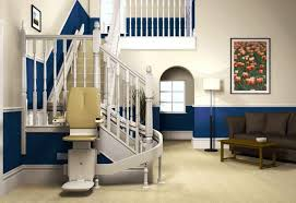 Outdoor Stair Lifts Brooklyn Nassau County Chair Lift Exterior For