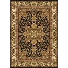 home dynamix royalty black 2 ft x 7 ft indoor area rug