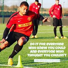 Progressive Soccer Training - 🏆Do this for yourself but use other people  as motivation. 😁Who do you want to make proud? 😠Who do you want to prove  wrong? | Facebook