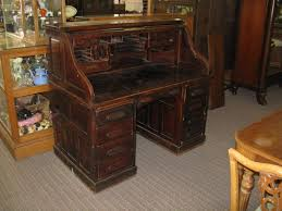 image of antique roll top desk value antique roll top desk pictures all