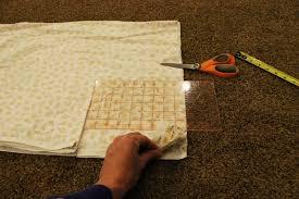 SEWING A CRIB SHEET WITH REGULAR SEAMS