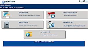 Rotometrics Launches Improved Die Quoting And Ordering