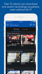 bell fibe tv on the app store Bell Cable TV apple watch · apple tv