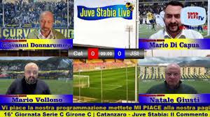 Diretta Catanzaro Juve Stabia del 19 Dicembre 2020 2 2 - YouTube