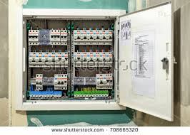 electrical switch box house large electric stock photo (edit now where would the fuse box be in my house electrical switch box in a house large electric fusebox on a wall open switchboard