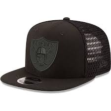 thumb.aspx?i\u003d/productimages/_2924000/altimages/ff_2924648alt1_full.jpg\u0026w\u003d900 Men\u0027s Oakland Raiders New Era Black Mesh Fresh Tonal 9FIFTY