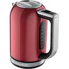 kitchenaid kettle. kitchenaid artisan kettle - empire red kitchenaid