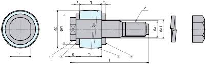 Fcl_flexible Flanged Shaft Coupling Nbk The Motion Control