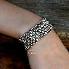 silver flight sg liquid metal bracelet