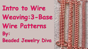 Wire Weaving Patterns Free