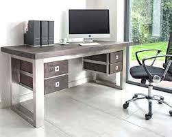 wood office table. Mac-and-wood-modern-office-desk Wood Office Table