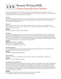 What Should Professional Summary Include On Resume My Profile