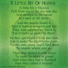 Irish Love Quotes Custom Favourite Irish Rhymes Ireland Calling