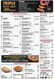 pizza hut full menu. Fine Hut Throughout Pizza Hut Full Menu T