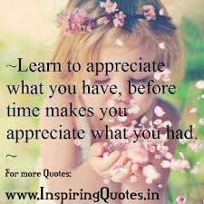 Beautiful Quotes And Thoughts
