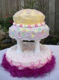 Fancy Nancy 4 Yr Girl Birthday Cake Cakecentralcom