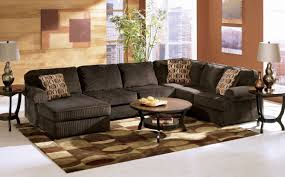 Sectional Living Room Set Chocolate Sofa Sectional Living Room Set