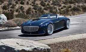 2018 maybach price. delighful maybach vision mercedesmaybach 6 cabriolet photos and info  news car driver for 2018 maybach price