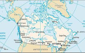 Canada Climate Average Weather Temperature Precipitation