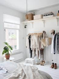Inroom Designs Coat Hanger And Shoe Rack 100 NoCloset Clothes Storage Ideas Room Makeovers to Suit Your 90