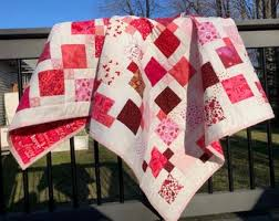 On the 5th day of valentine's week, is promise day which is on february 11. Valentine Quilt Etsy