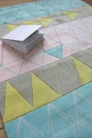 boca rug bc01 stockholm pink rug