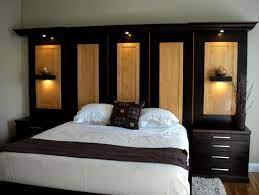 bedroom wall unit houzz