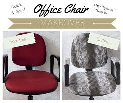 office chair makeover. Diy Office Chair Makeover The Quick Easy Way , Painted Furniture, Reupholster