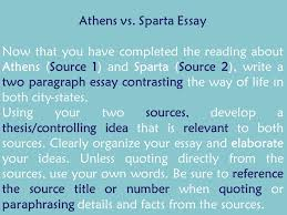 ancient ppt video online sparta essay