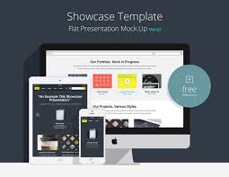 Website Mockup Template Fascinating Website Mockup Template Online 28 Free Mockup Templates To Present