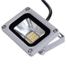 10pcs 12v 10w led waterproof mini flood light landscape outdoor lights string lighting 10 6 10p