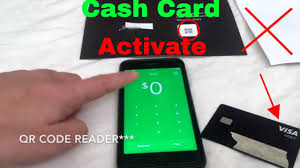 how to activate cash app cash card