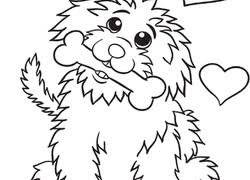 I have wonderful printable dog coloring pages to share with you! Dog Coloring Pages Printables Education Com