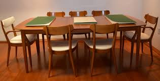 Mid Century Modern Dining Set Modern Concept Danish Modern Dining - Walnut dining room furniture