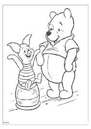 Tranh tô màu gấu Pooh 02 | Sophia trong 2020 | Gấu pooh, Winnie the pooh,  Gấu