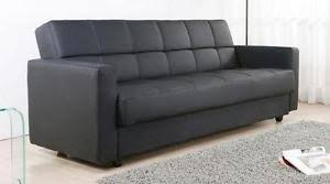 sofa bed with storage. Contemporary Storage Leather Sofa Bed With Storage On With S
