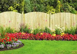 garden fencing. Garden Fencing London