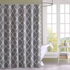 fabulous bathroom shower curtains and best 20 gray shower curtains ideas on home decor small master