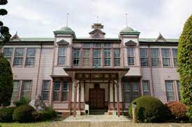 千葉県立佐倉高等学校記念館/千葉県