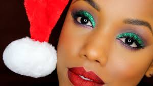 20 easy holiday makeup looks christmas and new year ideas posted by faceofony