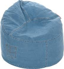 architecture denim bean bag chair new durable chairs com inside 6 from denim bean bag