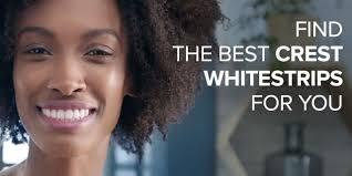 <b>Crest Whitestrips</b> | <b>Crest</b>