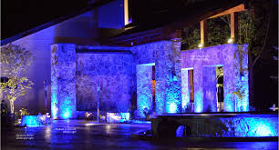 outdoor led lighting blue outdoor led lighting l9